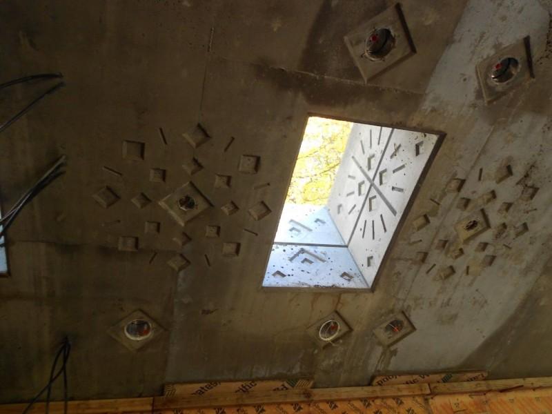 Kitchen Ceiling.