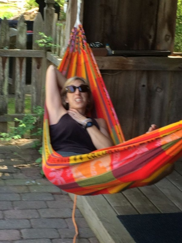 Editor takes care of the hammock. That's huge as far as the opening is concerned.