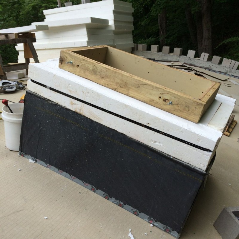 skylight insulation part I